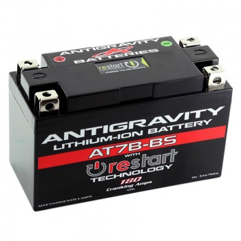 Antigravity Batteries YT7B (Ducati Panigale Restart Battery) Yamaha Zuma 125