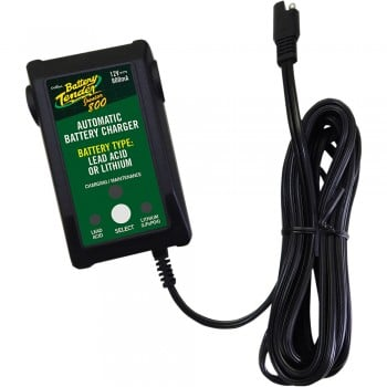 Deltran Battery Tender Jr. Junior 800 Lead Acid / Lithium Maintainer Charger