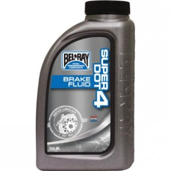 Bel Ray Super DOT 4 Brake Fluid