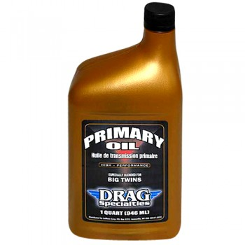 Drag Primary Oil for Big Twins - 1 Quart
