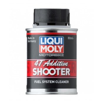 Liqui Moly 4T Fuel Additive Shooter 80mL