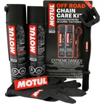 Motul Off Road Chain Care Kit