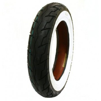 Naidun 3.50-10 White Wall Tire