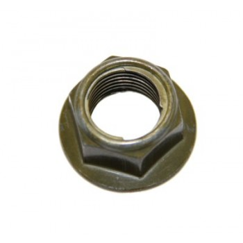 GY6 Flanged Axle Nut M16x1.5