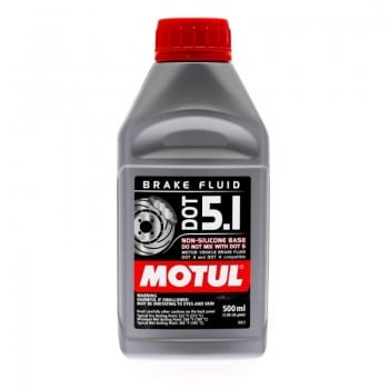 Motul DOT 5.1 Brake Fluid - 1/2 Liter
