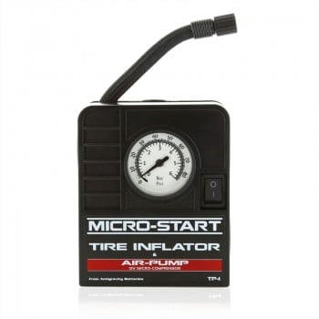 Antigravity Microstart Mini Tire Inflator Plus