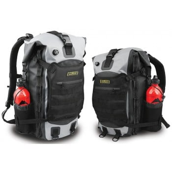 Nelson Rigg Hurricane Waterproof Backpack/Tail Pack