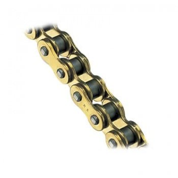 RK Racing GB420MXZ x 130L Gold Chain