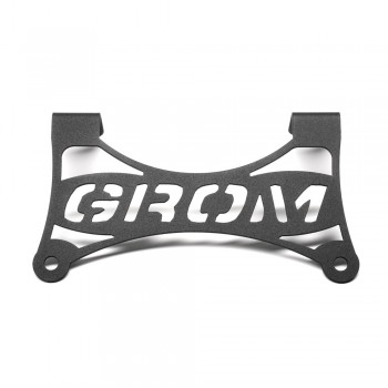 ZEUS ARMOR ULTRALITE LICENSE PLATE/TAG BRACKETS - HONDA GROM 125 (ALL YEARS)