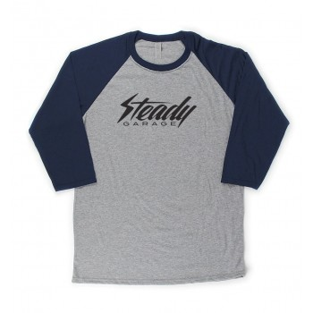 Steady Baseball Tee