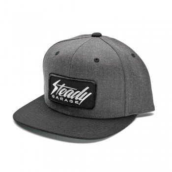 Steady Greaser Cap (Snap Back)