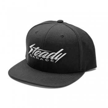 Steady Cap (Snap Back)