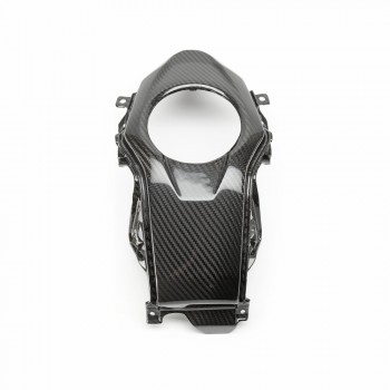 Hot Bodies Racing Carbon Fiber Gas Tank Top - Honda Grom SF 125 (2017+)