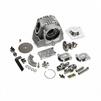 Roller Rocker Race Head V2 Kit for 141cc - Kymco K-Pipe 125