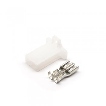 2 Pin Female Connector