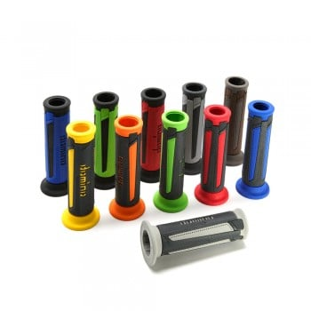 "Domino Turismo Street Grips 7/8"" Open End"