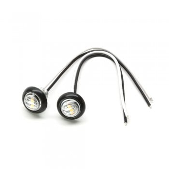 "Gojin 3/4"" LED Super Mini Turn Signal Lights"