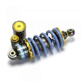 Gears Racing Hill-2 Plus Rear Coilover Shock Kawasaki Z125 Pro
