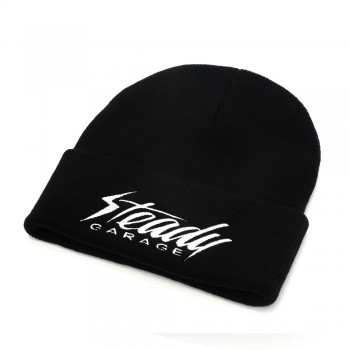 Steady Garage Logo Beanie