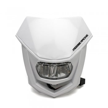 Moose Racing Halo LED Universal Headlight