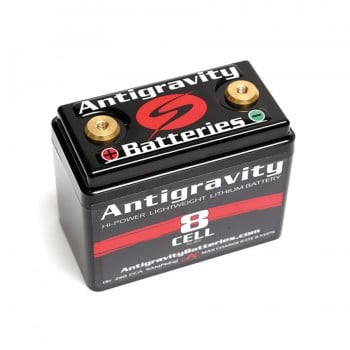 Antigravity Batteries AG-801 Lithium 8 Cell Battery
