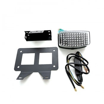 Integrated Signal LED Honda Ruckus/Rebel Tail light Set