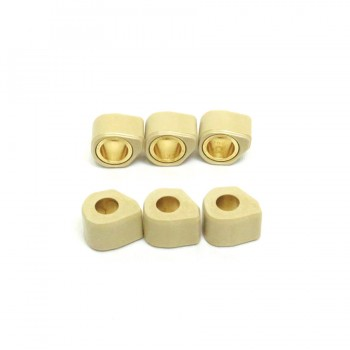 DR. PULLEY SLIDING ROLLER WEIGHTS 16X13MM