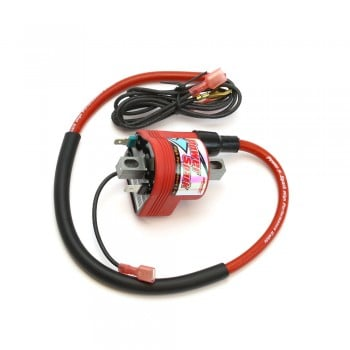 Aracer Adjustable Power Spark Coil Honda Grom Kawasaki Z125 Zuma 125
