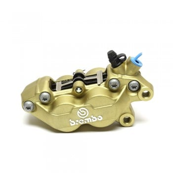 Brembo 4 Piston 4P Brake Caliper Right Side