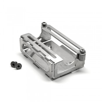 Antigravity 4-Cell Aluminum Battery Tray for AG-401 and SC-1 Batteries