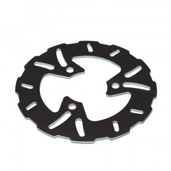 Chrome 190mm Disc Brake Rotor - Honda Ruckus