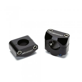 "Driven Racing Universal 7/8"" to  1-1/8"" Oversize Handlebar Risers"