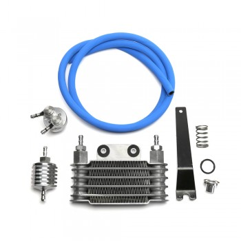 NCY Oil Cooler Kit GY6 150cc