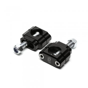 Renthal 5mm Offset Handlebar Clamp 1-1/8""