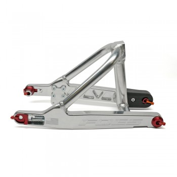 FOES Racing Billet Aluminum Swingarm for Honda CRF110F (ALL YEARS).