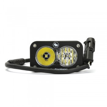 Baja Design S2 LED Add On Headlight for Benelli TNT 135