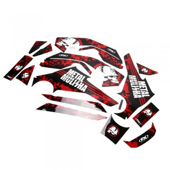 Factory Effex Honda Grom MSX 125 Graphics -  Metal Mulisha