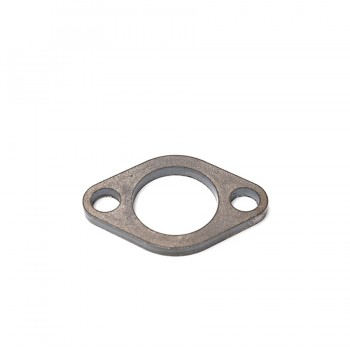 2-Bolt GY6 Exhaust Flange - Mild Steel