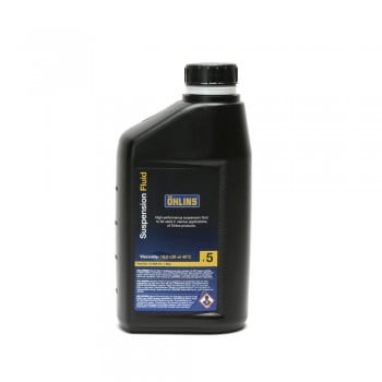 Ohlins Front Fork Suspension Fluid No.5