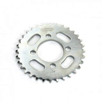 Sunstar Sprockets Steel Rear Sprocket Kawasaki Z125 Pro