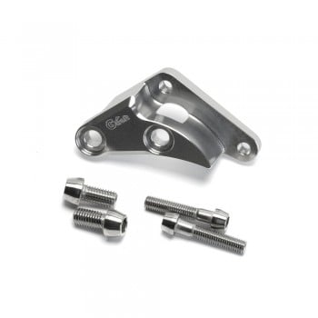 GCraft Front Caliper Bracket for  40mm/4P Brembo Kawasaki Z125 Pro