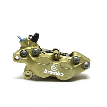Brembo 4 Piston Brake Caliper Left Side -Honda Ruckus Z125 PRO