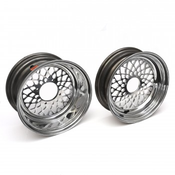 Machined Machines Super Mesh Rim Set Honda Ruckus