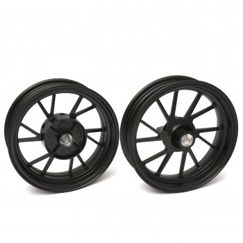 Mad Max Aperture Honda Grom 125 Rim Wheel Set - Black