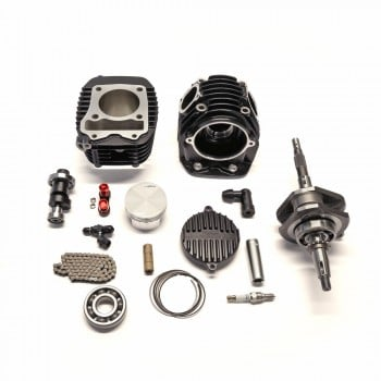 Kitaco NEO 181cc Big Bore Performance Kit (WITH Forged Crank Shaft) for Honda Grom/MSX 125 2013-2017