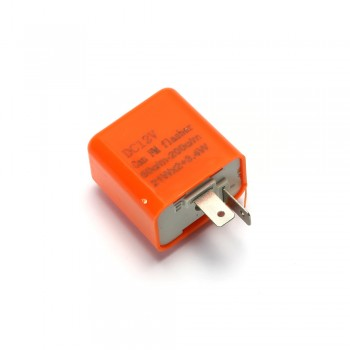 Adjustable LED Flasher Relay 12v 2 Prongs