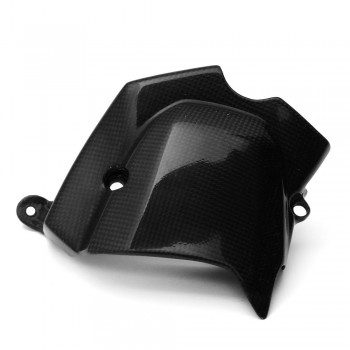 Tyga Sprocket Cover Honda Grom 125 - Carbon Fiber