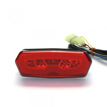 Competition Werkes Integrated LED Tail Light - Honda Grom 125