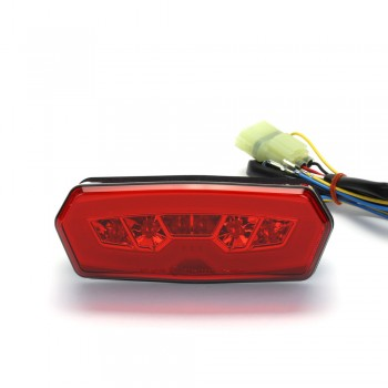 Competition Werkes Integrated Sequential LED Tail Light - Honda Grom 125