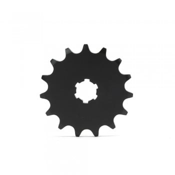 Sunstar Sprockets Steel Front Sprocket Kawasaki Z125 Pro